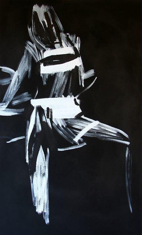Over exposed (black & white)